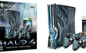 Xbox 360 Edición Halo 4, portada