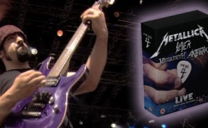 The Big Four Live From Sonisphere 2010 Super Deluxe Box Set