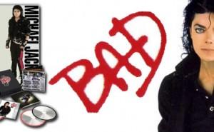 Michael Jackson Bad 25 Aniversario Box Set Edición Limitada