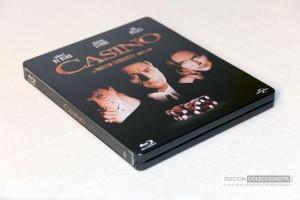 Casino Steelbook Blu-ray 100 Aniversario Universal Edición Limitada