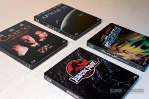 Steelbooks Edición Limitada Centenario Universal