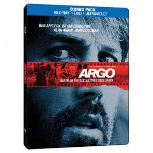Argo Steelbook Combo BD+DVD Futureshop