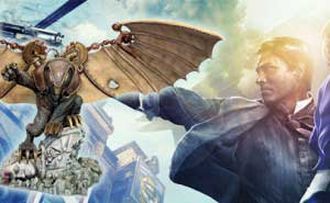 Unboxing Bioshock Infinite Ultimate Songbird Edition