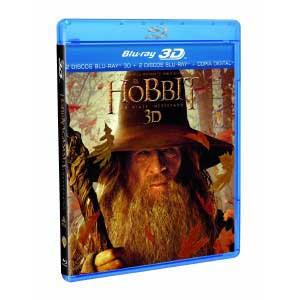 El Hobbit: Un viaje inesperado Blu-ray 3d