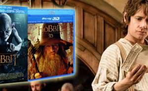 El Hobbit: Un Viaje Inesperado Edición Limitada Todo en 1 y 3D