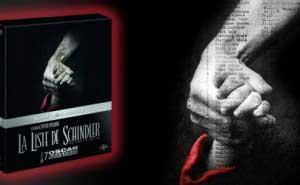 La Lista de Schindler Edicición Coleccionista