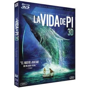 La Vida de Pi Edición Coleccionista 3D