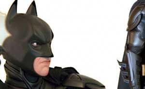 Batman The Dark Knight Rises DX12 1/6 Hot Toys