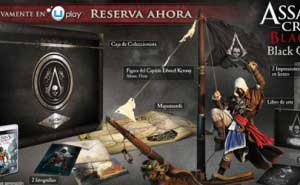 Ediciones Coleccionista de Assassin's Creed IV: Black Flag