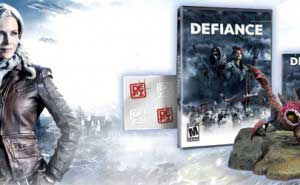 Unboxing Defiance Ultimate Edition