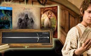 El Hobbit Box Edición Limitada Warner Francia