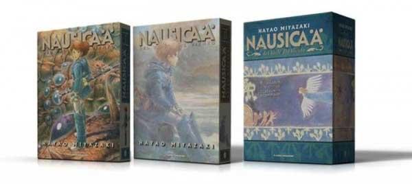 Nausicaä Edición de lujo