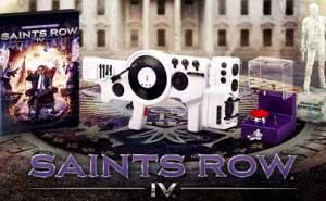 Saints Row IV Edición Coleccionista