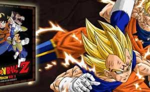 Dragon Ball Z Box Set 1 DVD