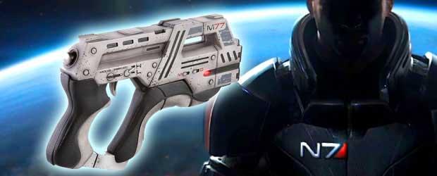 Réplica de la Pistola M-77 Paladin