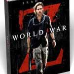 Portada Edicion Digipack Guerra Mundial Z