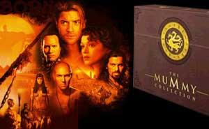 The Mummy Caja Edición Coleccionista