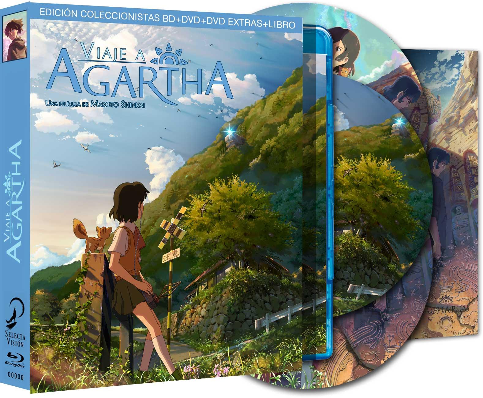Un viaje a Agartha - Edición Coleccionista