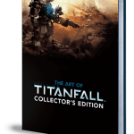 Artbook de la edición coleccionista de Titanfall