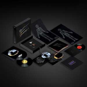 Daft Punk - Random Access Memories Box Set Edición Especial
