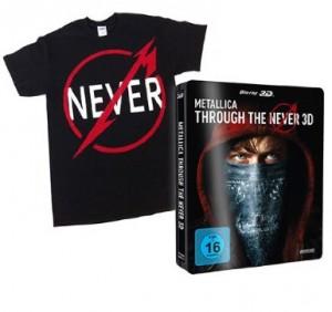 Metallica - Through the Never Edición Especial