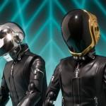Figuras de Daft Punk SH Figuarts 01
