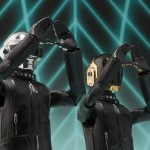 SH Figuarts Daft Punk Figures