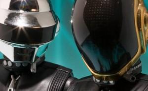 Figuras de Daft Punk en la línea S.H. Figuarts