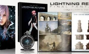 Lightning Returns: Final Fantasy XIII Edición Coleccionista