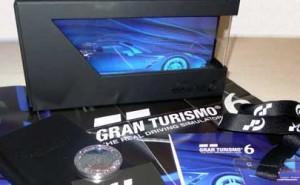 Gran Turismo 6 Presskit y Steelbook