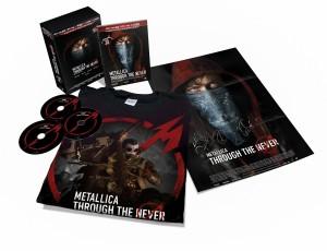 Metallica Through the never Edición Especial Francesa