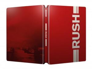Rush Edición Metálica Blu-ray