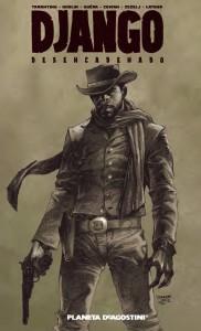 Edición Integral de Django Desencadenado del Cómic