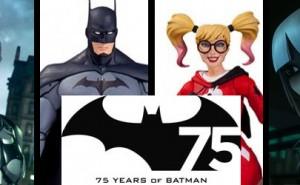 75 Aniversario de Batman de DC Comics