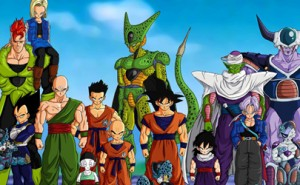 Dragon Ball Z - Saga de Cell