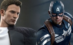Figuras Capitán América: El Soldado de Invierno Hot Toys Escala 1/6