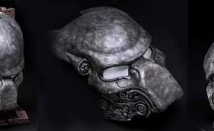 Máscara de edición limitada de Alien vs Predator