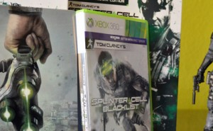 Splinter Cell Blacklist 5th Freedom Edition