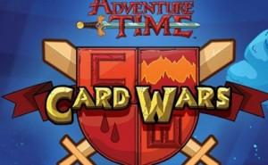 Hora de Aventuras - Guerra de las Cartas