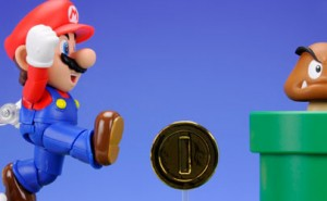Figura Super Mario de Bandai