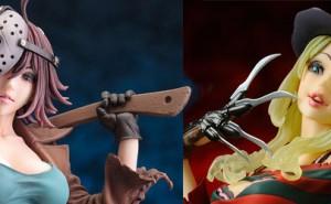 Figuras Bishoujo Freddy vs Jason