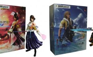 Figuras Yuna&Tidus de Final Fantasy X Remaster - Play Arts Kai