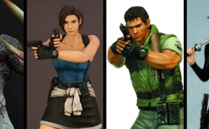 Resident Evil - Figuras