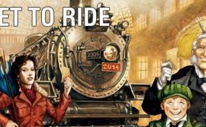 Juego de cartas - Ticket To Ride (Aventureros al Tren)