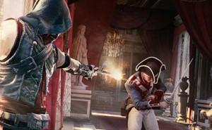 Escena del nuevo Assassin's Creed Unity