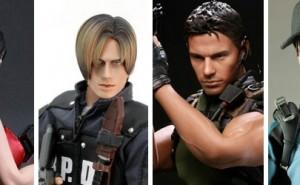 Figuras Resident Evil de Hot Toys