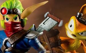 Figura Jak & Daxter II Gaming Heads