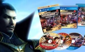 Samurai Warriors 4 Edición Coleccionista