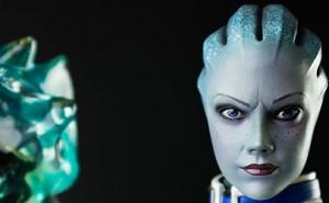 Dra. Liara T'Soni, de Mass Effect