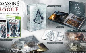 Assassin's Creed Rogue Edición Coleccionista